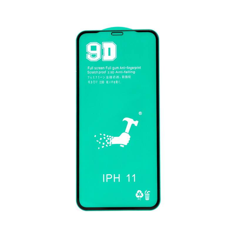 Захисне скло Glass iPhone XR, 11 Ceramic black