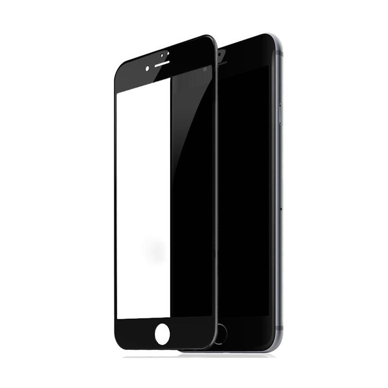 Захисне скло Glass iPhone 7 Plus, 8 Plus Full Glue black