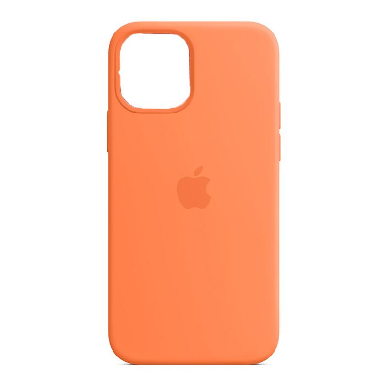 Накладка Original Silicone Case iPhone 11 (29 peach) Full