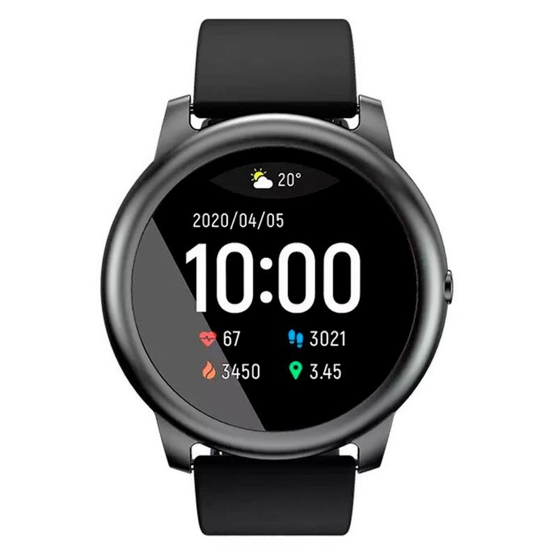 Смарт годинник Xiaomi Haylou LS05 black