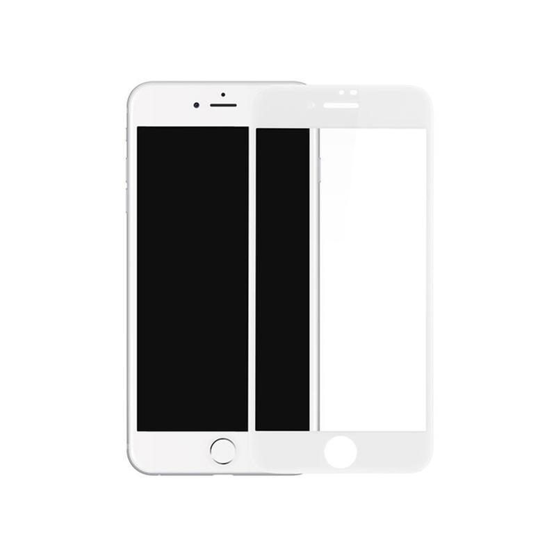 Захисне скло Glass iPhone 5, 5S, 5С, 5SE 9D white