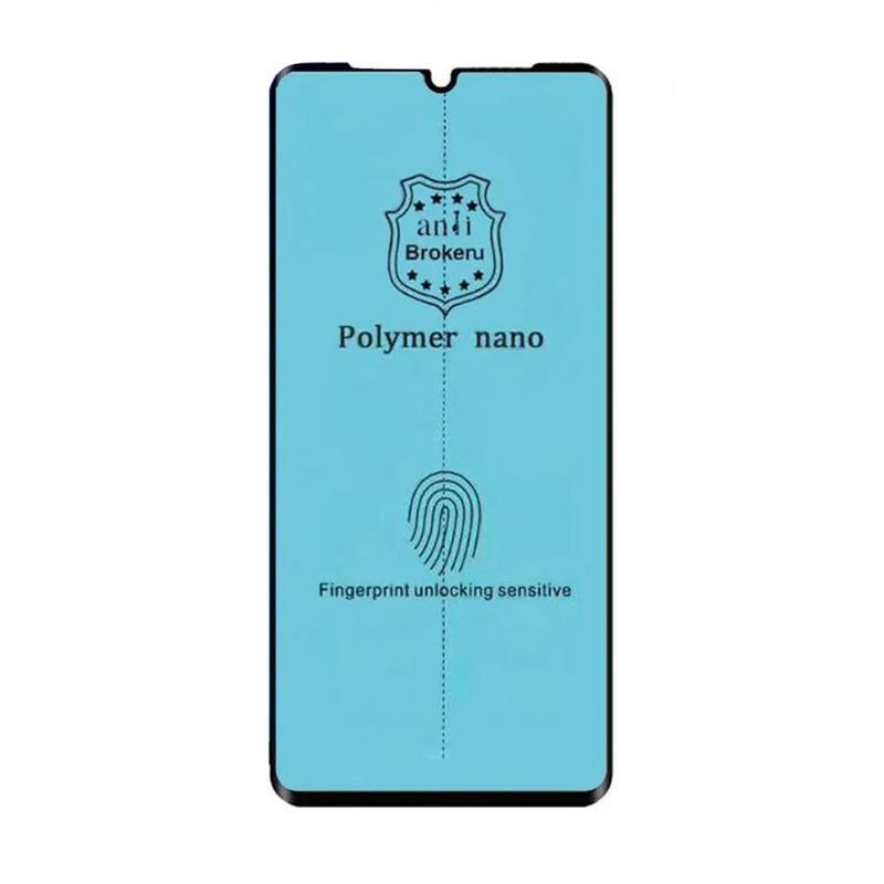 Захисне скло Glass Huawei Y5 2019 Polymer Nano black