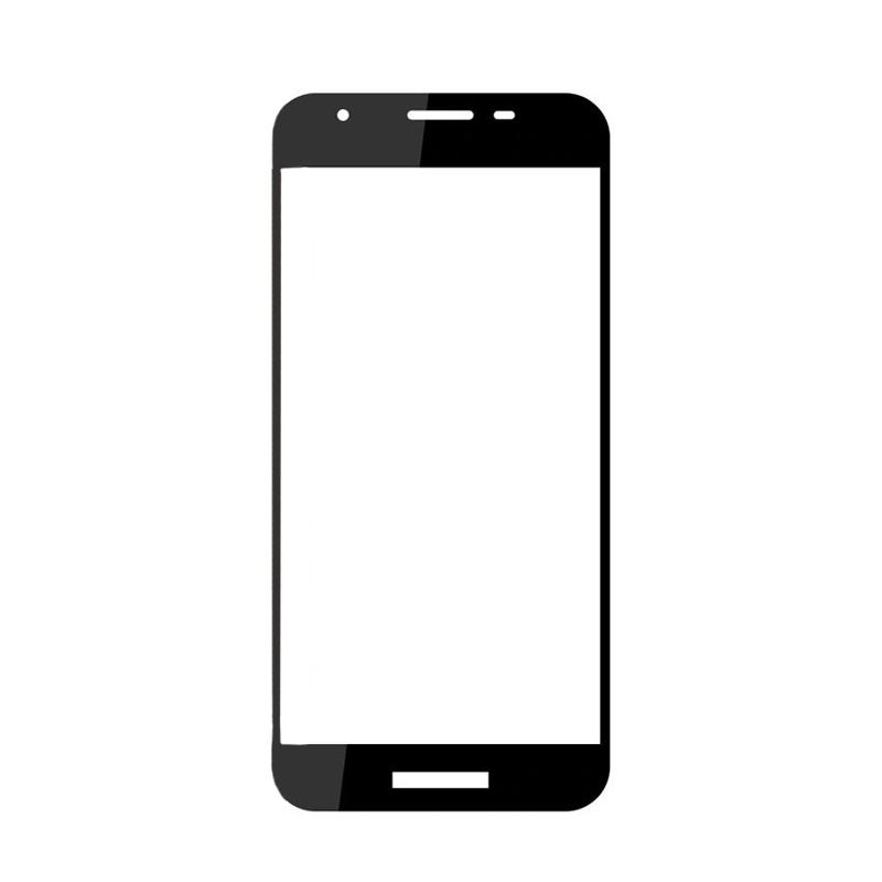 Захисне скло Glass Samsung A260 Galaxy 2 Core 2019 Full Glue black