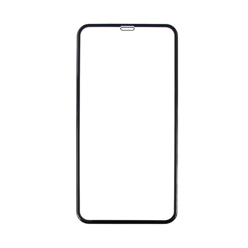 Захисне скло Glass iPhone XS Max, 11 Pro Max Full Glue black