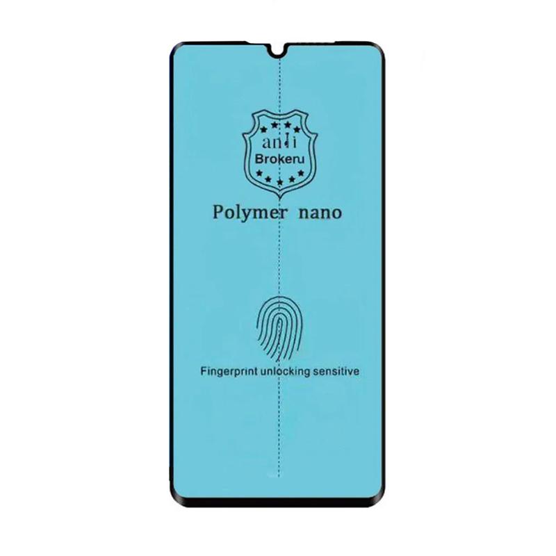 Захисне скло Glass Huawei Y7 2019 Polymer Nano black