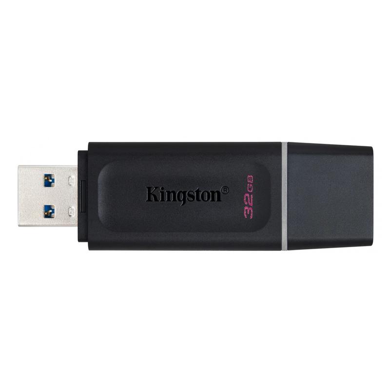 USB флеш 32 Гб Kingston Exodia USB 3.2 black