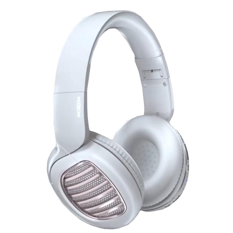 Навушники Bluetooth Moxom MX-WL21 накладні gray