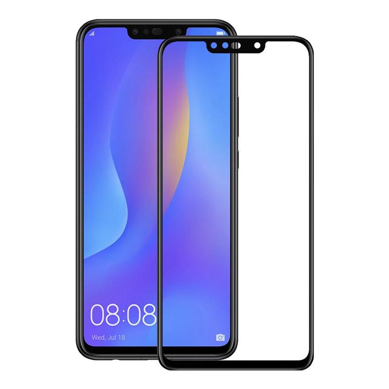 Захисне скло Glass Huawei P Smart Plus, Nova 3i Polymer Nano black