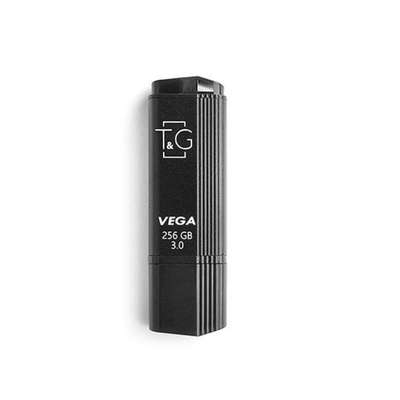 USB флеш 256 Гб T&G Vega 121 black