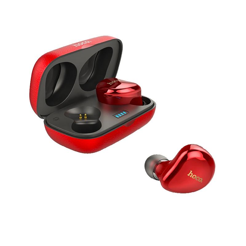 Навушники Bluetooth Hoco ES25 red